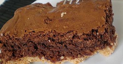Pyragas su Nutella