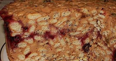 Krekerių tortas | Receptas