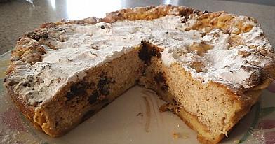 Duonos - varškės pyragas