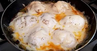 Aš dar nevalgiau taip skaniai! Paprastas, greitas ir skanus kiaušinių receptas: paruoštas per kelias minutes