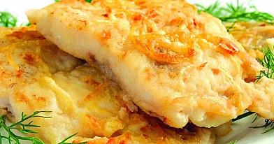 Aš gaminu menkę pagal darželio šefų receptą: suvalgo net tie, kurie negali pakęsti žuvies