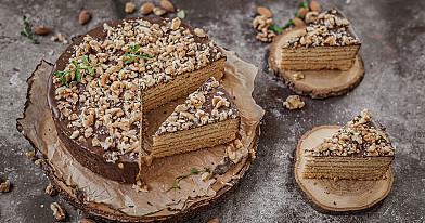 Баумкухен (Baumkuchen) - замечательный десерт из Германии