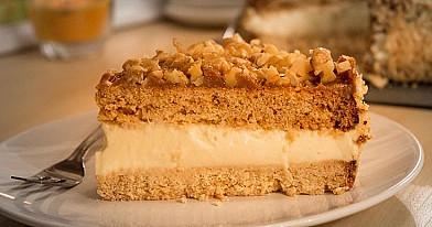 Medaus pyragas kitaip (video receptas)