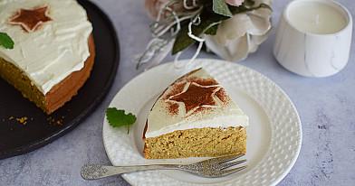 Полезный тыквенный пирог без глютена