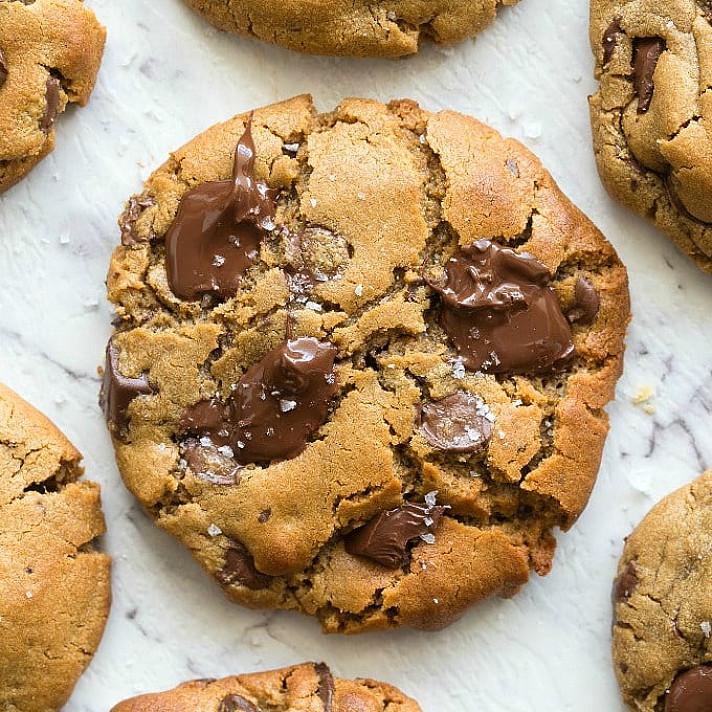 Keto migdoliniai sausainiai
