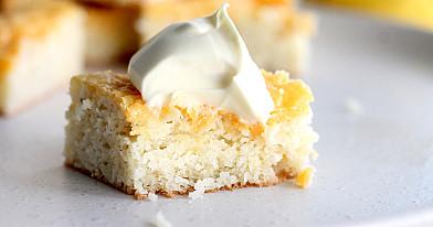 Keto cheesecake - varškės pyragas be cukraus