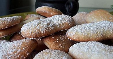 Sausainiai: Damų piršteliai   Receptas