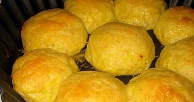 Bulvių ir cukinijų kotletai