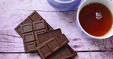 Naminis juodas šokoladas