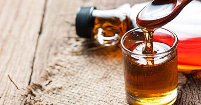 Naminis gliukozės sirupas - receptas kaip pasigaminti