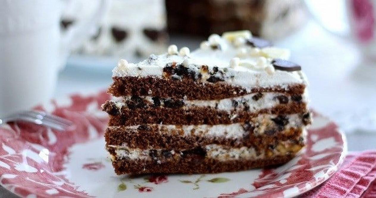 """Tortas """"Slyvos šokolade"""""""