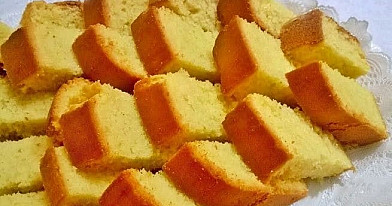 Sviestinis pyragas   Receptas
