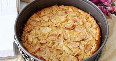 Marie-Helene obuolių pyragas