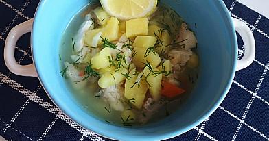 Kaimiška žuvienė su ryžiais pagal Beatą